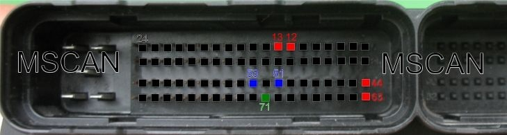Подключение к контроллеру Микас 11