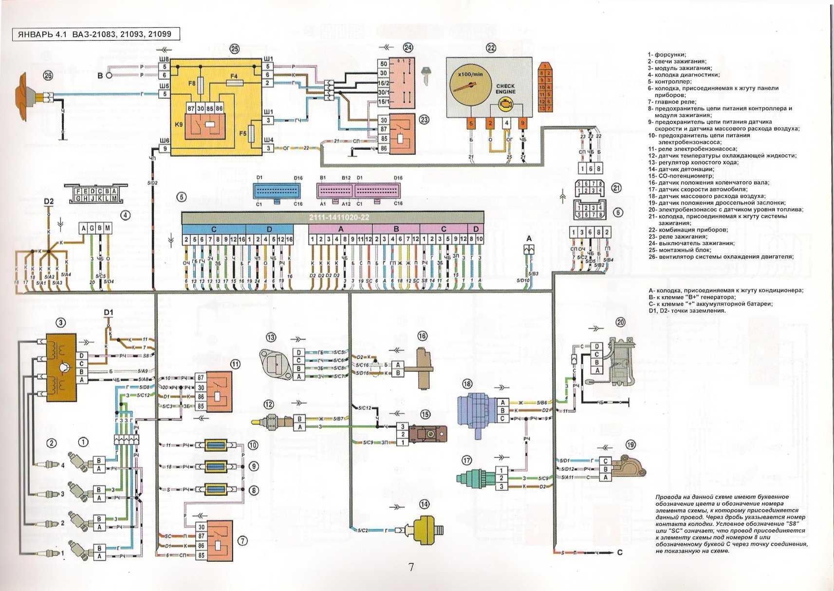 Полная электрическая схема рено логан фото 526