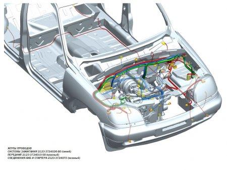 Схема стартера нива шевроле фото 273
