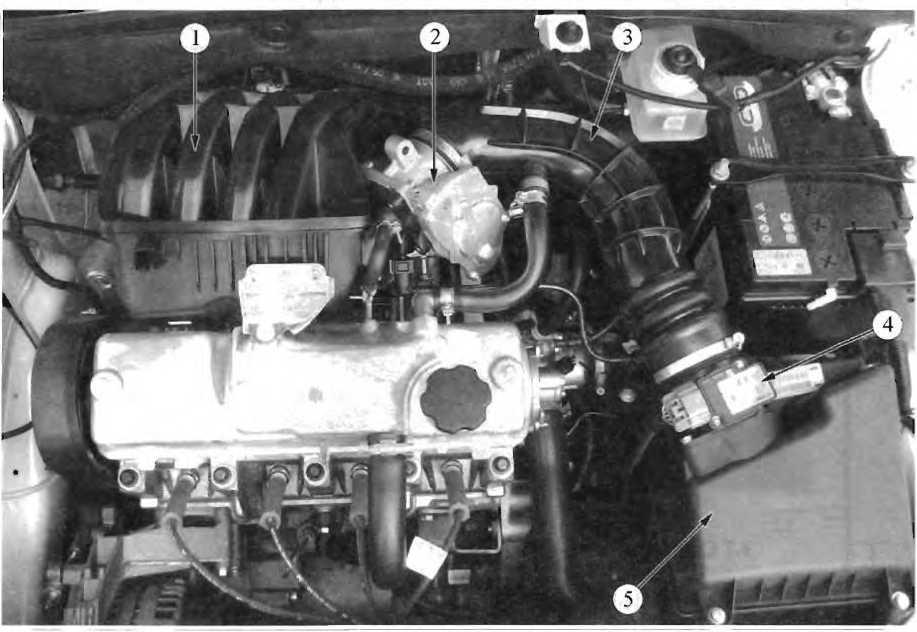 Воздушный фильтр ВАЗ 11183