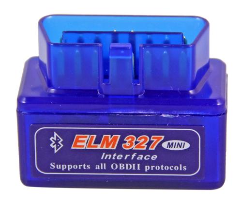 Адаптер ELM327 bluetooth для диагностики