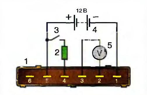 Проверка датчика массового расхода воздуха на двигателе ЗМЗ-406