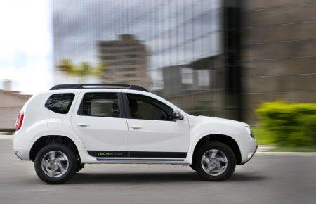 Обкатка Renault Duster