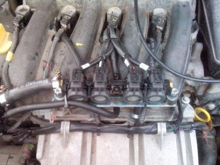 Топливная рампа Renault Duster